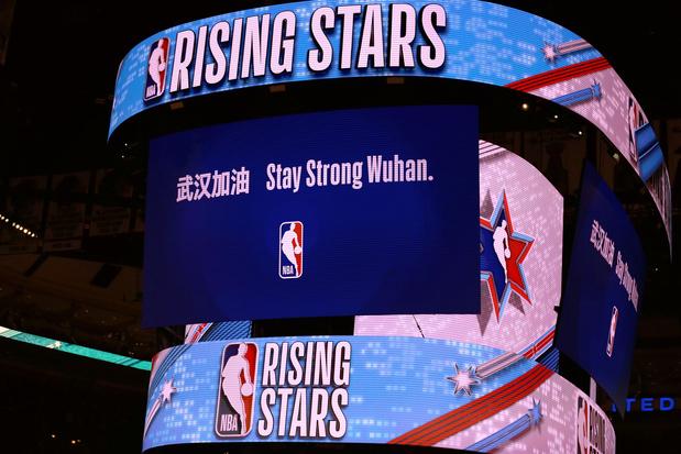 NBA probeert China te verleiden
