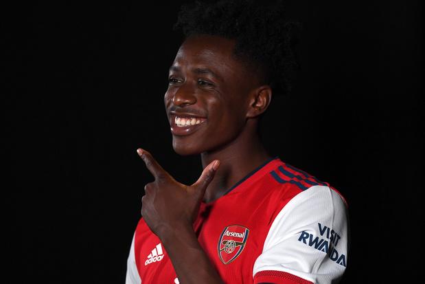 Albert Sambi Lokonga: 'Het is dankzij Kompany dat ik een transfer heb afgedwongen'