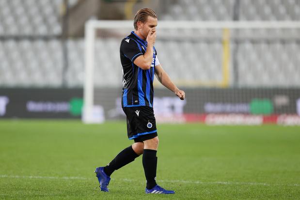 'Club Brugge mag zichzelf niet overschatten'