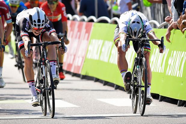 Phil Bauhaus sprint naar winst in openingsrit Ronde van Polen