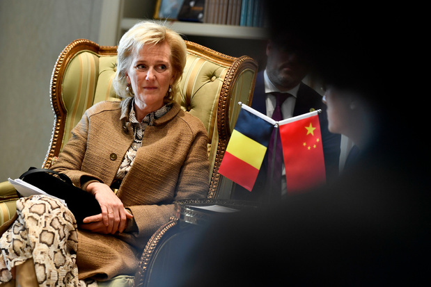 Les armes de séduction de Bruxelles et de la Wallonie en Chine