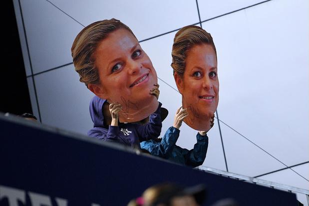 Kim Clijsters: de nieuwe koningin van de WTA