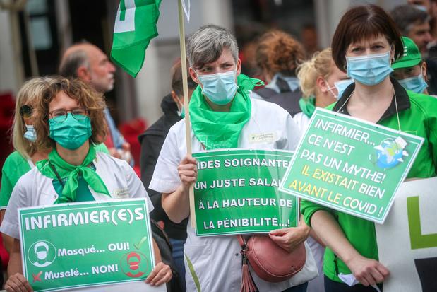 Accord social : 600 millions d'euros pour le secteur des soins