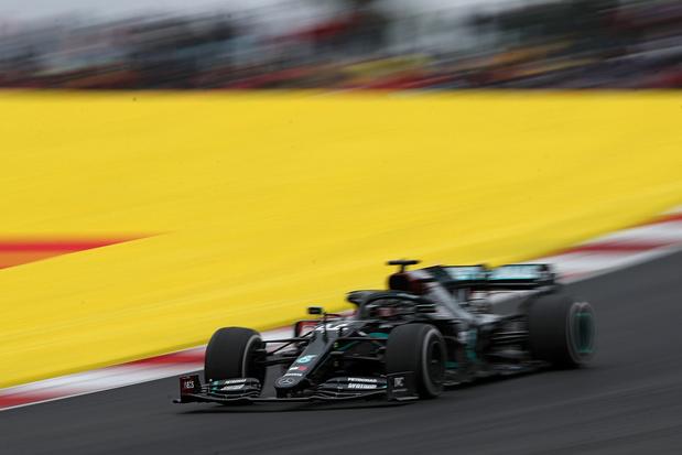 Lewis Hamilton gagne au Portugal et devient le seul recordman de victoires en Grand Prix