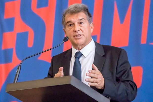Voorzitter Laporta kondigt 'noodzakelijke veranderingen' aan bij Barcelona