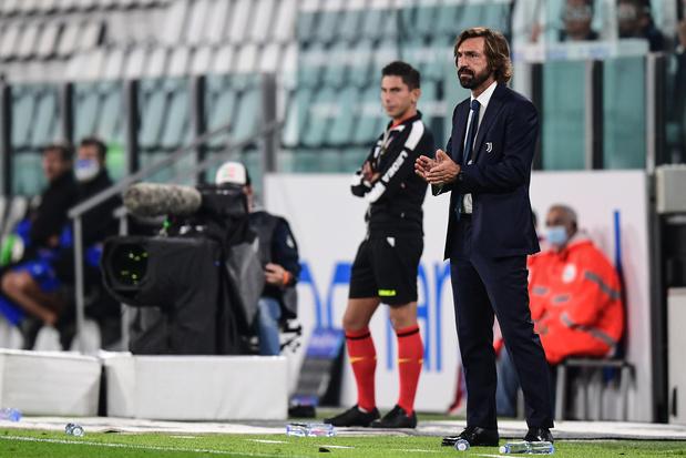 Pirlo debuteert sterk in Serie A voor klein thuispubliek