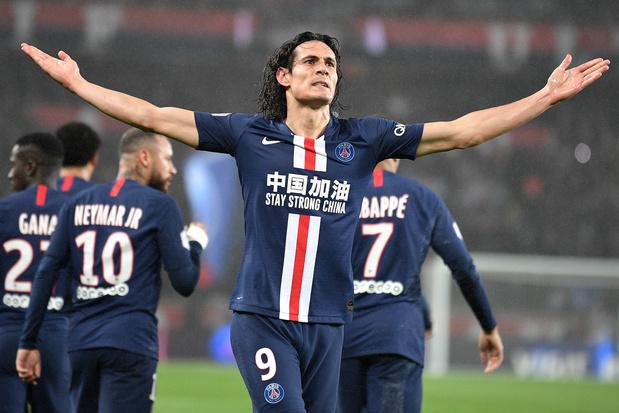 Saison terminée, le PSG champion — France