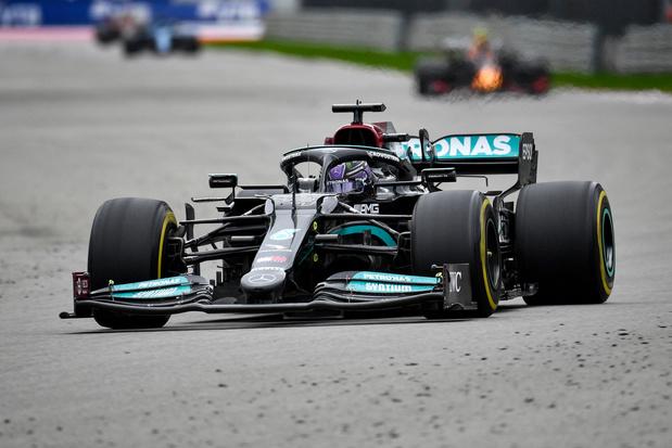Lewis Hamilton remporte sa 100e victoire en Russie