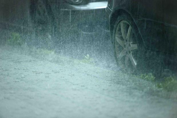 Activation du numéro d'urgence 1722 pour risque de tempête ou d'inondation
