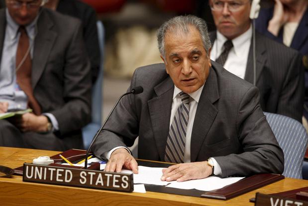 Amerikaanse gezant noemt gevangenenruil in Afghanistan 'belangrijke stap'