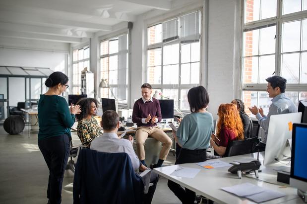 Un manager belge sur cinq réticent au modèle de travail hybride