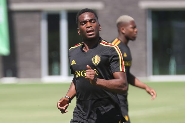 Stéphane Oméonga de retour en Belgique, prêté par Gênes au Cercle de Bruges