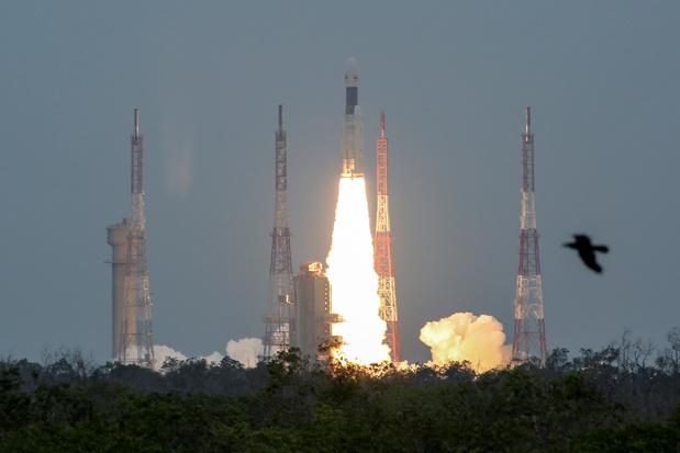 Indiase maanlander teruggevonden