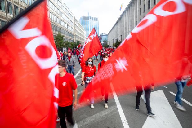 """Budget fédéral: """"Une occasion manquée d'organiser une répartition plus juste des richesses"""", selon la FGTB"""