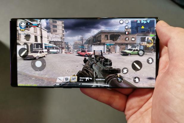Samsung Galaxy Note10 komt in een maatje meer