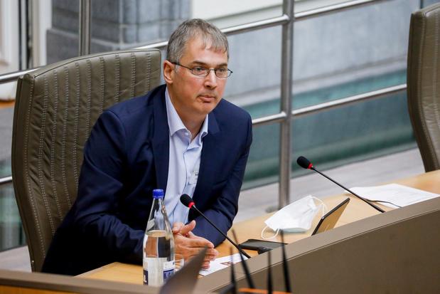 Koen Pelleriaux wordt afgevaardigd bestuurder van het gemeenschapsonderwijs