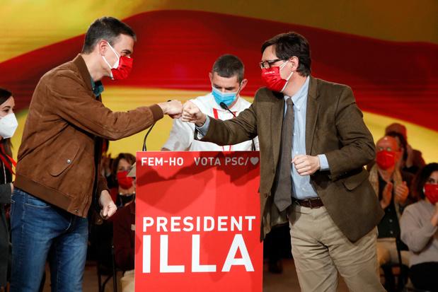 Catalogne: les indépendantistes renforcent leur majorité (résultats partiels)