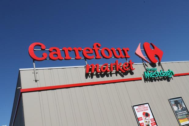 Carrefour donne la priorité au personnel soignant et aux plus de 65 ans