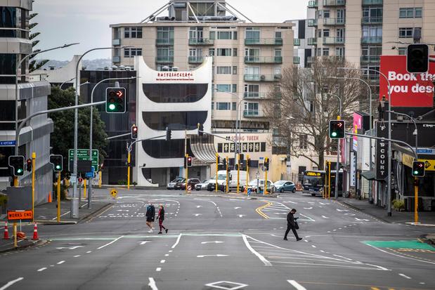 """Nouvelle-Zélande: six blessés lors d'une attaque considérée comme un acte """"terroriste"""" dans un supermarché d'Auckland"""