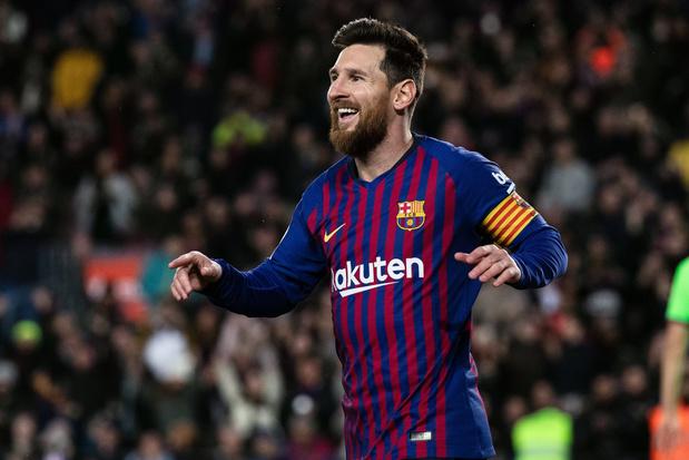 Lionel Messi ne prolongera pas au Barça