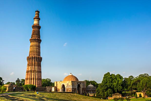 Un ciel bleu et un air plus respirable : conséquence heureuse du confinement à Delhi