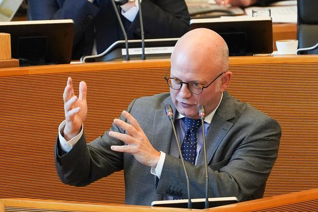 Le Parlement de Wallonie valide, majorité contre opposition, le budget régional