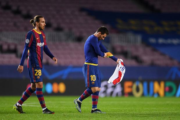 FC Barcelona: tijd voor een complete reset