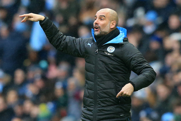 Guardiola restera à City, même sans Coupe d'Europe