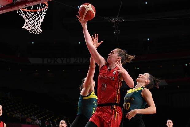 Emma Meesseman maakt seizoen in WNBA niet af: 'Tijd nemen voor mezelf'