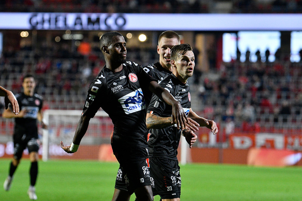 KV Kortrijk alleen leider na zege bij Antwerp: 0-1
