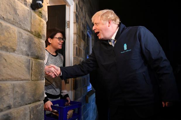 Brexit : Boris Johnson savoure son triomphe