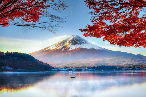 Mount Fuji kan deze zomer niet beklommen worden