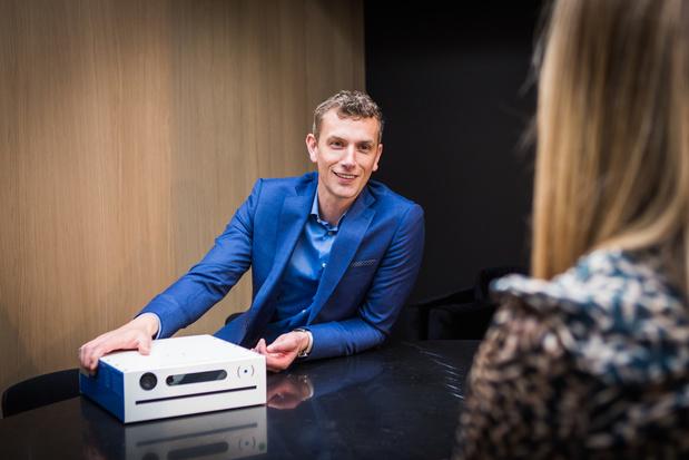 1,5 million d'euros récoltés par une jeune entreprise limbourgeoise en réalité augmentée