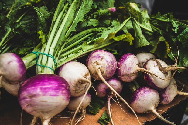 Foodtrend: raapstelen als delicatesse