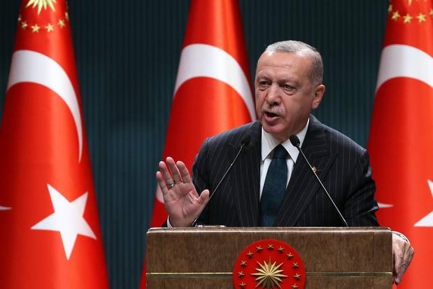 Turkije verontwaardigd over kritiek Macron op activiteiten in Middellandse Zee