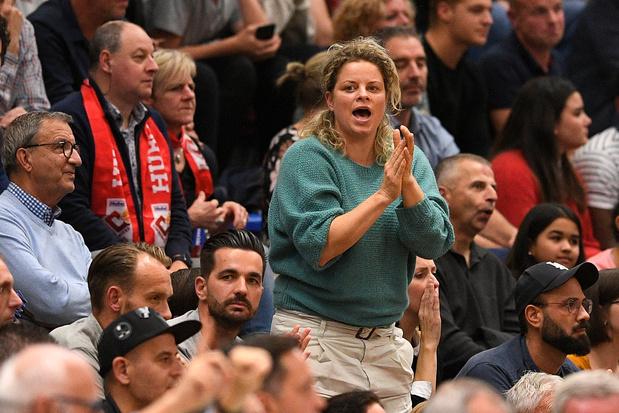 """""""Tout le monde voudra jouer contre Kim Clijsters"""""""