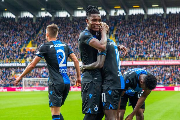 Vers l'arrêt immédiat de la Pro League: Bruges devrait être sacré champion, pas de descendant