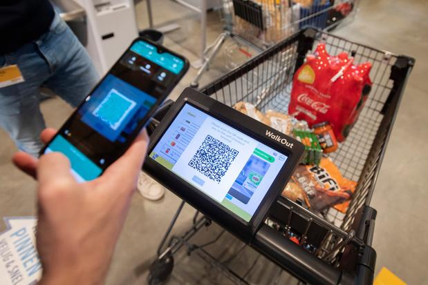 La chaîne de supermarchés Jumbo teste un caddie intelligent (vidéo)
