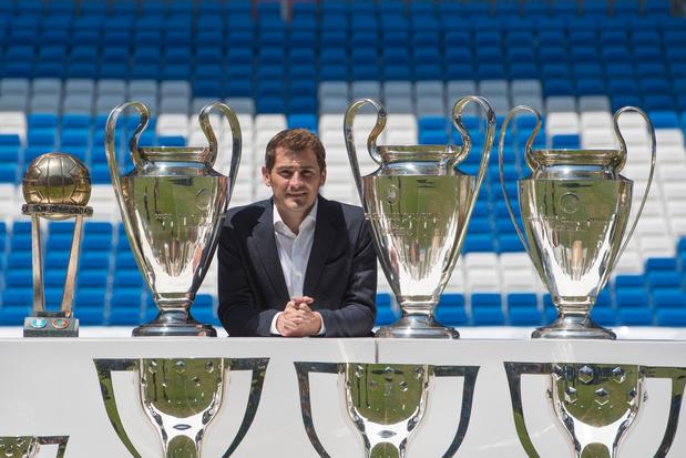 Quiz van de dag: teamgenoten Iker Casillas bij Real Madrid