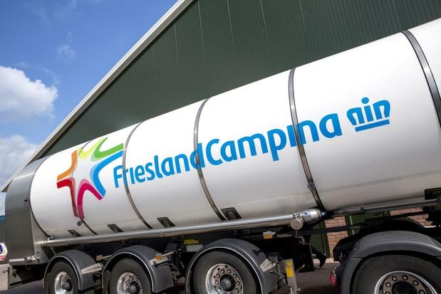 Duizend banen op de helling bij FrieslandCampina