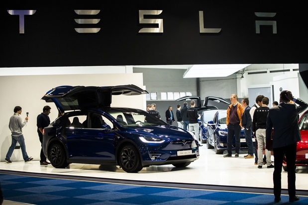 Tesla étonne par son bénéfice trimestriel
