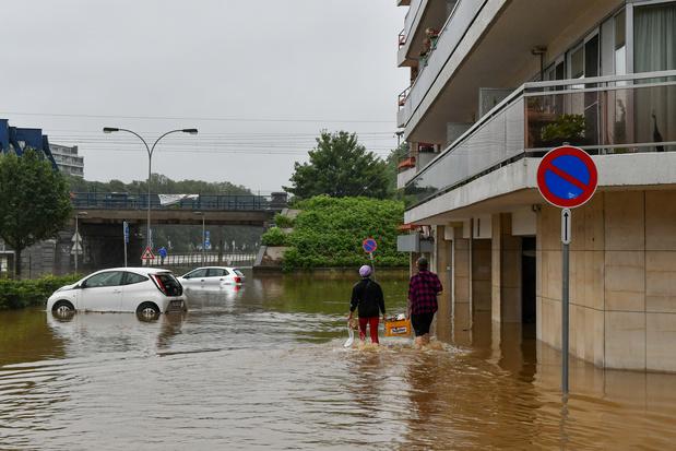 Indemnisations après les inondations: la procédure à suivre