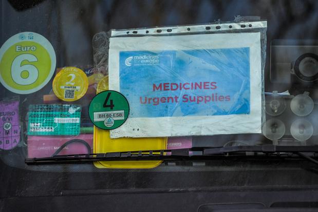 Ralentissement de la vaccination dans les hôpitaux bruxellois