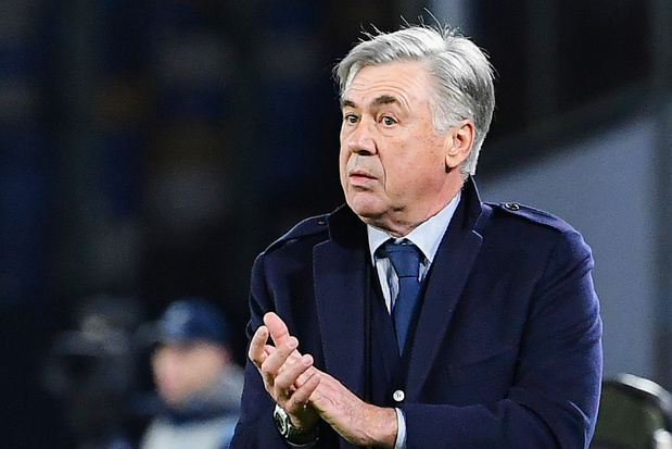 Ancelotti en route vers Everton?