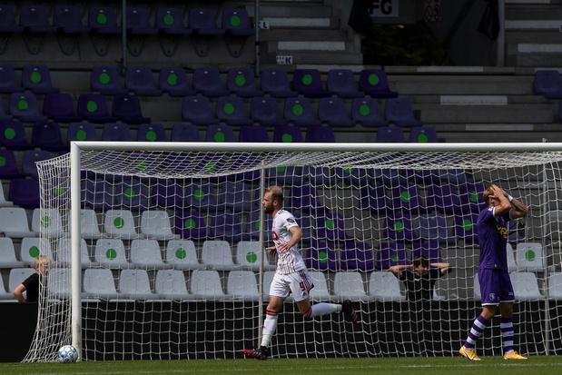 Le Standard s'impose de justesse au Beerschot (0-1)