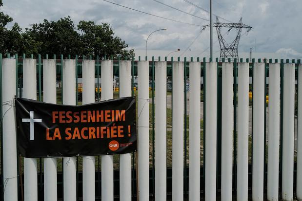 Clap de fin historique pour la centrale nucléaire de Fessenheim en Alsace