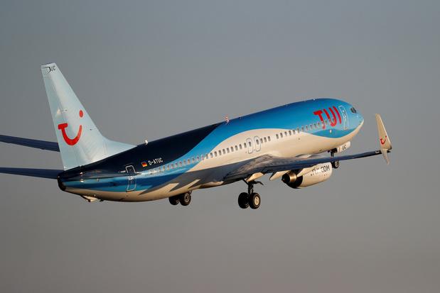 TUI schort grootste deel reisactiviteiten op