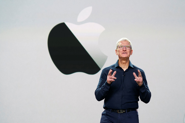 Apple haalt recordomzet: 111,4 miljard dollar in kwartaal