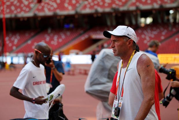 Dopage: la suspension pour quatre ans d'Alberto Salazar (ancien coach de Mo Farah) confirmée