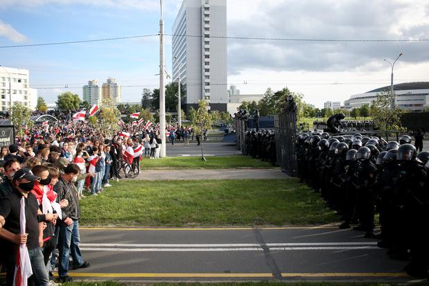 Wit-Rusland sluit grens met Polen en Litouwen